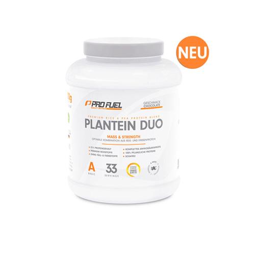 ProFuel Plantein Duo Proteinpulver schoko