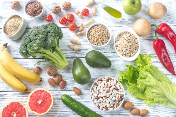 Vitamine und Mineralien