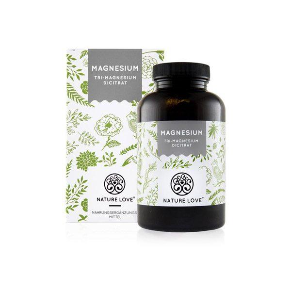 Hochdosiertes Magnesium