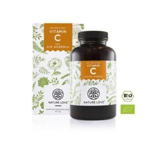 Vitamin C Natürlich in Bio Qualität