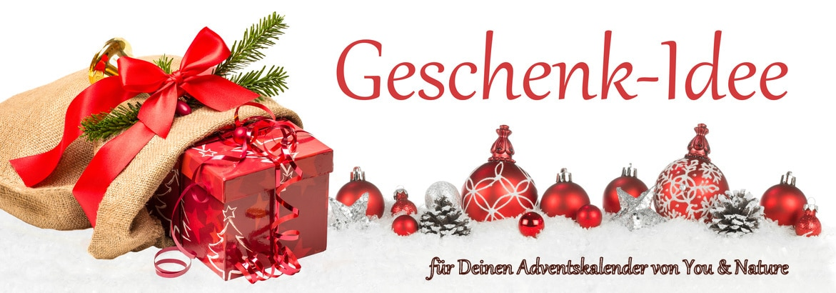 Geschenk-Idee Weihnachten