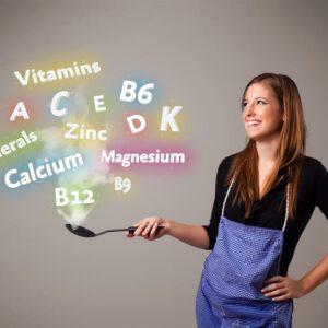 Woman-Vitamine für Frauen