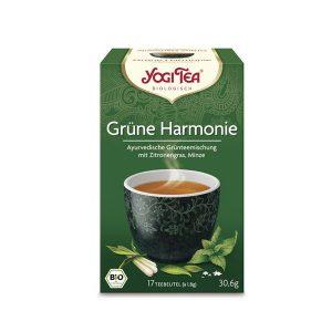 YogiTea Grüne Harmonie